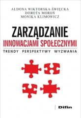 Zarządzanie innowacjami społecznymi