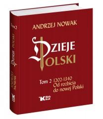 Dzieje Polski Od rozbicia do nowej Polski Tom 2