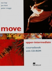 Move Upper- Intermediate Coursebook + CD
