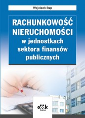 Rachunkowość nieruchomości w jednostkach sektora finansów publicznych