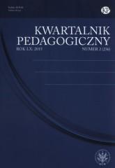 Kwartalnik Pedagogiczny 2/2015