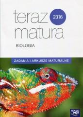 Teraz matura 2016 Biologia Zadania i arkusze maturalne