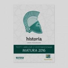 Matura 2016 Historia Testy i arkusze z odpowiedziami Zakres rozszerzony