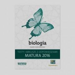 Matura 2016 Biologia Testy i arkusze z odpowiedziami Zakres rozszerzony