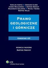 Prawo geologiczne i górnicze Komentarz