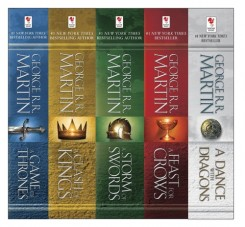 Game of Thrones Tom 1-5