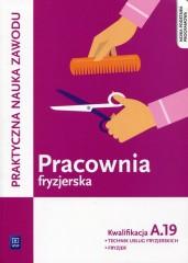 Pracownia fryzjerska Kwalifikacja A.19 Praktyczna nauka zawodu