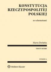 Konstytucja Rzeczypospolitej Polskiej ze schematami