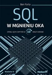 SQL w mgnieniu oka Opanuj język zapytań w 10 minut dziennie.
