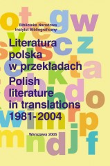 Literatura polska w przekładach 1981-2004