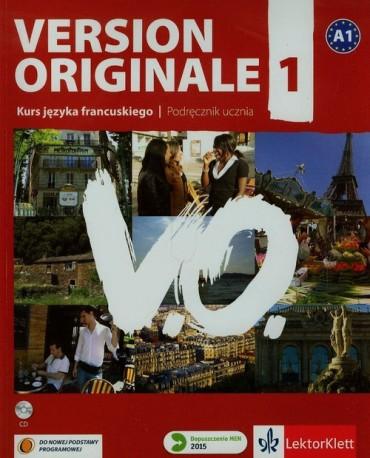 Version Originale 1 Podręcznik + CD