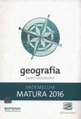Geografia Matura 2016 Vademecum Zakres rozszerzony