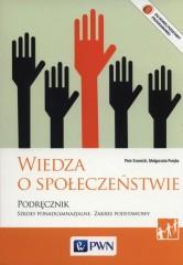 Wiedza o społeczeństwie Podręcznik Zakres podstawowy