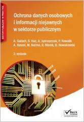 Ochrona danych osobowych i informacji niejawnych w sektorze publicznym
