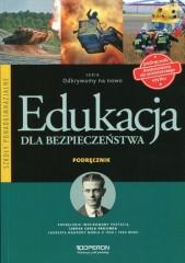 Odkrywamy na nowo Edukacja dla bezpieczeństwa Podręcznik
