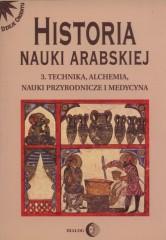 Historia nauki arabskiej Tom 3
