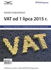 VAT od 1 lipca 2015 r.