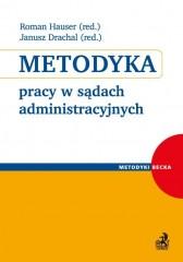 Metodyka pracy w sądach administracyjnych