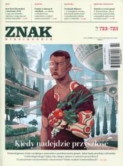 Znak Miesięcznik 722-723 7 i 8/2015