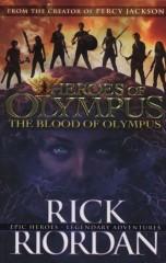 The Heroes of Olympus The Blood of Olympus
