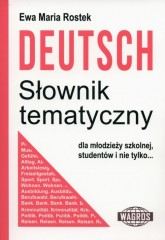 Deutsch słownik tematyczny