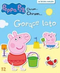 Świnka Peppa Chrum Chrum 32 Gorące lato