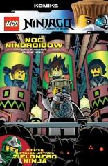 LEGO Ninjago Komiks. 7 Noc Nindroidów