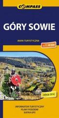 Góry Sowie Mapa turystyczna 1:40 000