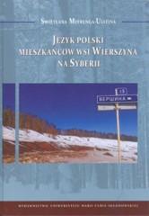 Język polski mieszkańców wsi Wierszyna na Syberii
