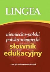 Niemiecko-polski i polsko-niemiecki słownik edukacyjny