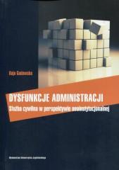 Dysfunkcje administracji