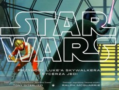 Star Wars Przygody Luke'a Skywalkera rycerza Jedi