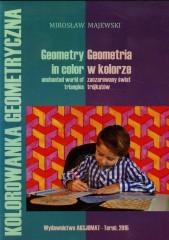 Geometria w kolorze zaczarowany świat trójkątów