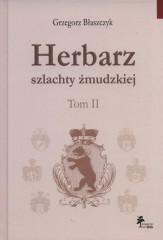 Herbarz szlachty żmudzkiej Tom 2