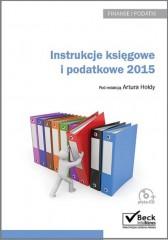 Instrukcje księgowe i podatkowe 2015 +CD