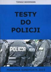Testy do Policji Poradnik kandydata 2015