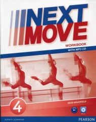 Next Move 4 Workbook + CD mp3