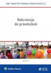 Rekrutacja do przedszkoli Zeszyt 1