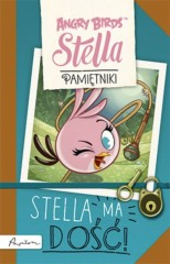 Angry Birds Stella Pamiętniki Stella ma dość!