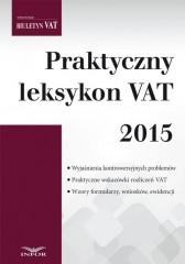 Praktyczny leksykon VAT 2015