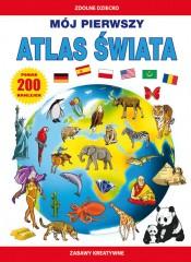 Mój pierwszy atlas świata