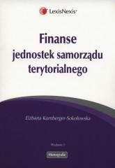 Finanse jednostek samorządu terytorialnego