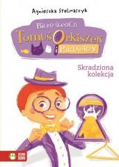 Skradziona kolekcja Biuro śledcze część 4 Tomuś Orkiszek