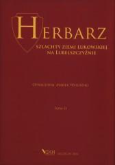 Herbarz szlachty ziemi łukowskiej na Lubelszczyźnie Tom 2