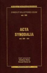 Acta synodalia ann 506-553 Tom 8