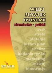 Wielki niemiecko-polski słownik ekonomii