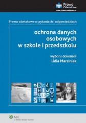 Ochrona danych osobowych w szkole i przedszkolu