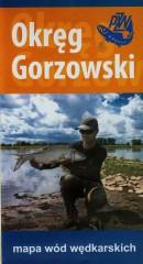 Okręg Gorzowski mapa wód wędkarskich