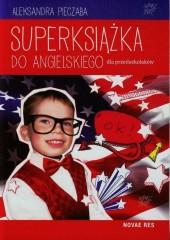 Superksiążka do angielskiego dla przedszkolaków