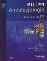Anestezjologia Millera Tom 1